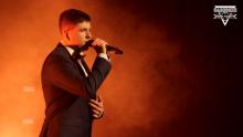 Sądeckie Młode Talenty: ciepły baryton Sebastiana Cebuli zaczarował tę piosenkę