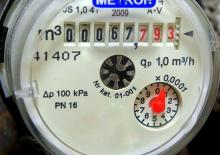 Podegrodzie: opłaty za wodę? Sam musisz zczytać dane z licznika