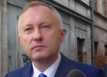 Prezydent Nowego Sącza Ludomir Handzel, fot. Iga Michalec