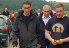 Premier Morawiecki będzie w Sączu. Spotka się z mieszkańcami czy z politykami?