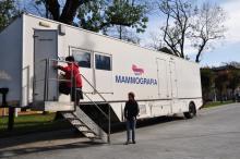 Są zapisy na bezpłatną mammografię dla mieszkanek powiatu nowosądeckiego