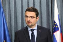 Gorlice: Minister Obrony Słowenii oddał cześć poległym żołnierzom