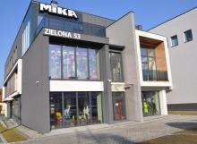Nowy oddział sklepu MIKA na ulicy Zielonej. Najwyższa jakość i duży wybór