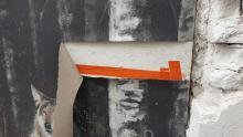 Zniszczył mural przy ul. Wąskiej. 20-letni sądeczanin usłyszał zarzuty