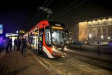 Newag  zrobił autonomicznym tramwajem. Jeździ bez motorniczego