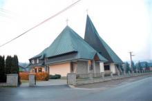 Kościół w Niskowej zamknięty. Kapłani czekają na wyniki testów