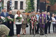Oddaliśmy hołd powstańcom warszawskim w 77. rocznicę ich bohaterskiego zrywu