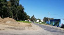 Jest obsuwa z terminami przy przebudowie ulic wokół Parku Strzeleckiego