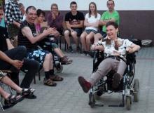 Kąclowa: Niepełnosprawni z całej Polski czekali na tę oazę cały rok