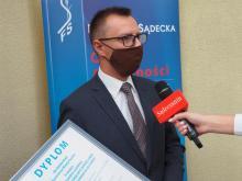 Ocena Aktywności Gmin 2020. Miasto Gorlice - Daniel Janeczek, sekretarz