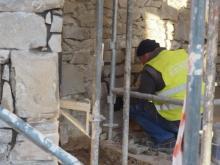 Skończyli remont wieży pałacu w Nawojowej. To teraz istne cudo! [ZDJĘCIA]