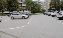Za pół miliona złotych zbudowali nowy parking w Nowym Sączu