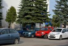 Parking pod WSB