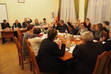 okręgi wyborcze Piwniczna-Zdrój