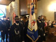 Sądeccy strażacy pielgrzymowali na odpust do Bazyliki Świętej Małgorzaty