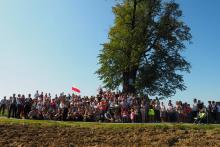 Pątnicy  z Lipnicy Wielkiej pielgrzymowali do Matki Bożej Bruśnickiej