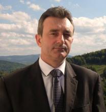 Wójt Laskowej Paweł Stach, fot. UG w Laskowej