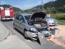 wypadek w Piwnicznej