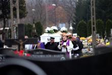Pogrzeb ofiar rodzinnej tragedii w Nowym Sączu