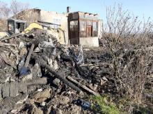 Wielki pożar w Skrzętli-Rojówce. Strażacy kilkanaście godzin walczyli z żywiołem
