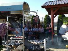 Tradycyjne pieczenie ziemniaków na Przetakówce