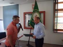 Zygmunt Berdychowski honorowym członkiem Polskiego Towarzystwa Tatrzańskiego