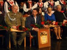 Wojciech Mróz, Sadeczanin Roku 2018, fot. Iga Michalec