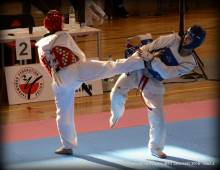 zawodniczki taekwondo