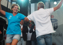 Maria Bochenek ze Skoczowa wygrała Toytoę Yaris wygrala Toytę Yaris