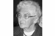 """Piwniczna-Zdrój: zmarła Maria Zubek pseudonim """"Tatarzyna"""""""