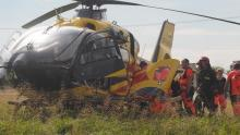Łęka:zderzenie cysterny z trzema autami. Zginęli rodzice i dzieci