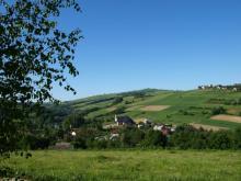 Widok na Żebraczkę, fot. Marek Ryglewicz