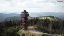 Z tej wieży widać wszystko jak na dłoni. Gorce czekają na odważnych