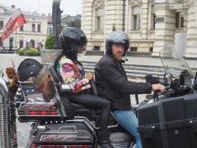 O co chodzi? Motocyklowe pospolite ruszenie na sądeckim rynku