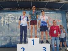 Zwycięzcy maratonu i półmaratonu stanęli na podium i odebrali nagrody [ZDJĘCIA]