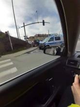 Kto zapłaci za zniszczony radiowóz? Sprawca kraksy, czyli... policjant