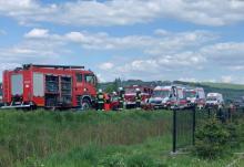 Aż 7 osób trafiło do szpitala. Jak doszło do dramatycznego wypadku w Podrzeczu?