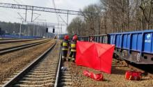 Tragedia na torach w Brzesku