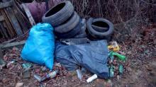 Nielegalne wyrzucanie śmieci