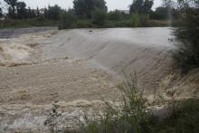 Śmiertelnie niebezpieczny poziom rzek na Sądecczyźnie