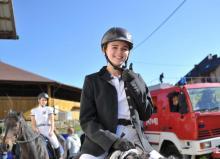 W stajni Tara w Kamionce Wielkiej trwają zawody o Puchar LGD Korona Sądecka