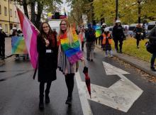 Pierwszy raz u siebie -  Queerowy Maj o Marszu Równości w Nowym Sączu