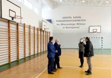 Remont w szkole w Nawojowej. To dopiero super niespodzianka dla uczniów