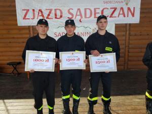 16 drużyn walczyło w zawodach strażackich, ale zwycięzca mógł być tylko jeden!