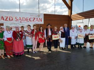 Wariacja na temat pierogów z śliwką przyniosła zwycięstwo KGW w Janczowej!