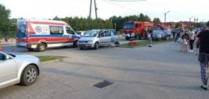 Z ostatniej chwili: wypadek w Bobowej. Są utrudnienia w ruchu