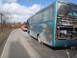 Chciał porwać autobus ? Na drodze niedaleko Gródka było jak w sensacyjnym filmie