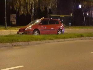 Z ostatniej chwili: wypadek na ul. I Brygady. Auto potrąciło pieszego