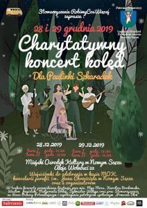 Już jutro charytatywny koncert dla Paulinki Szkaradek