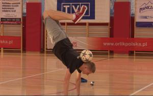 pokaz freestyle football